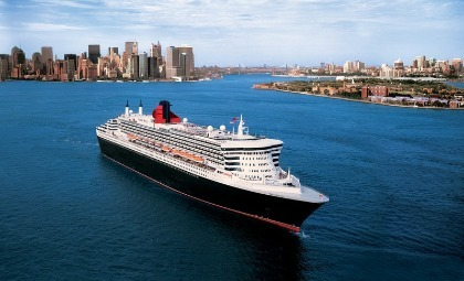 Totaaloverzicht Cunard Line cruises