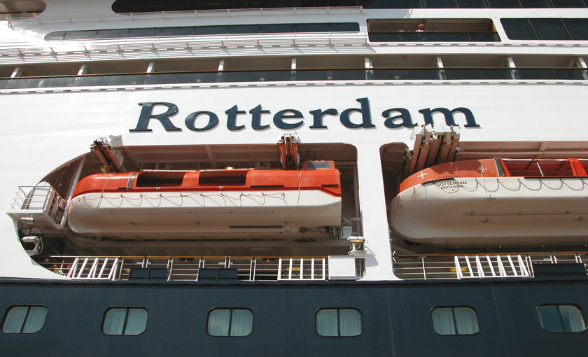 MS Rotterdam Holland America Line in Rotterdam