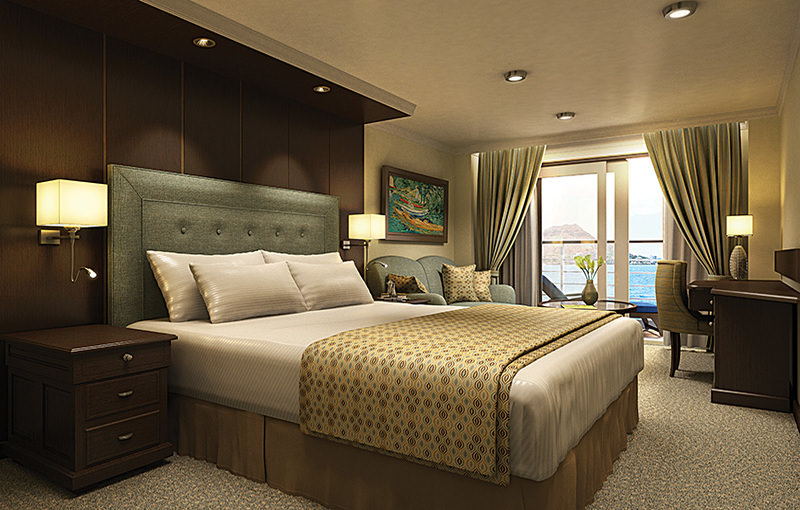 Concierge Suite Oceania Cruises