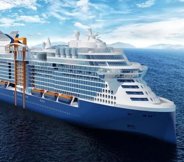 Celebrity Edge cruiseschip voor millennials