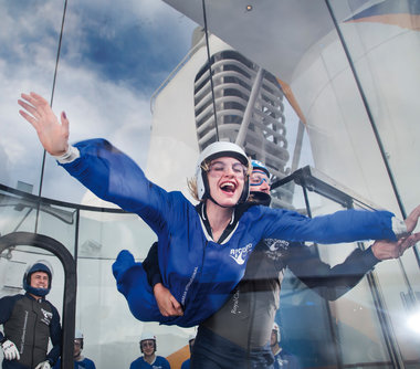 Quantum of the Seas cruises voor millennials en jongeren