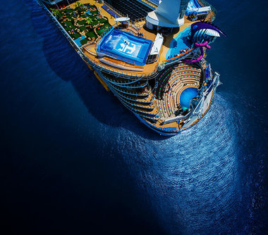 Symphony of the Seas Royal Caribbean cruises voor millennials
