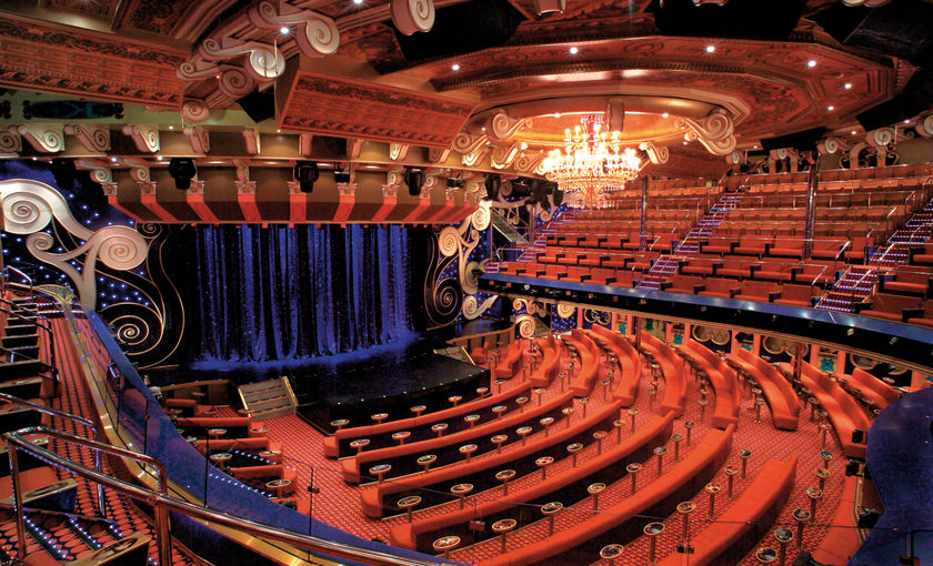 Theater van Carnival Freedom