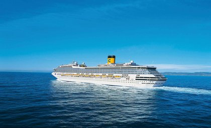 Cruiseschip Costa Fortuna
