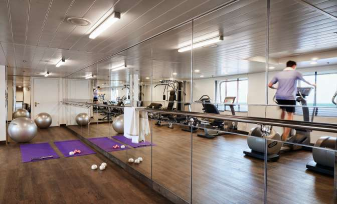 fitness silver cloud expedition